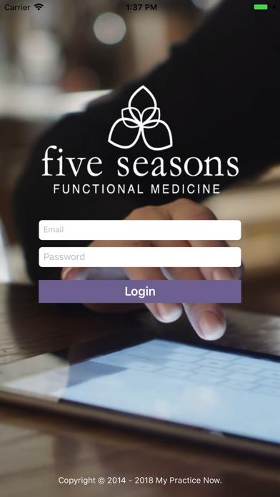 Five Seasons Medical Clinic screenshot one