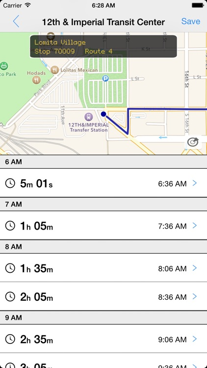 Transit Tracker - San Diego screenshot-0