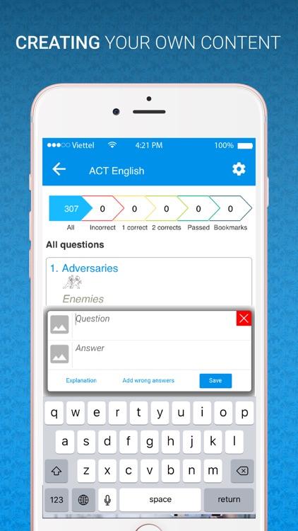 ACT® Test Practice screenshot-4