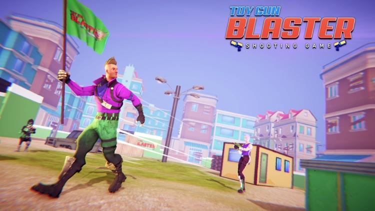 Toy Gun Blaster- Shooting Game screenshot-3