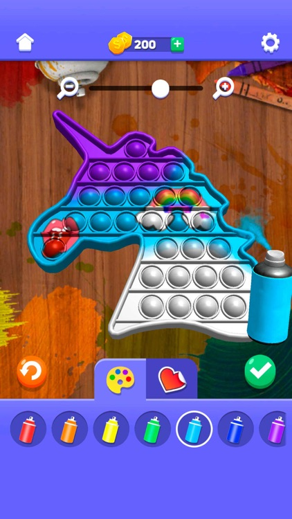 Super Pop It Simulator: ASMR screenshot-4