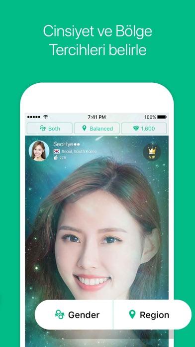 Screenshot for Azar - Video Chat, Keşfet in Turkey App Store