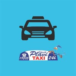 Plavi 19805 Taxi
