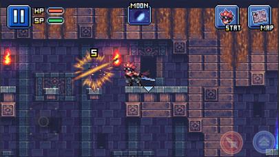 Screenshot from Dungeon X Dungeon F