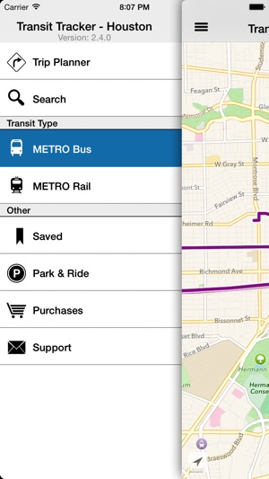 Transit Tracker - Houston on the App Store