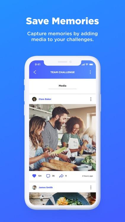 Challenge Social: Get involved screenshot-5