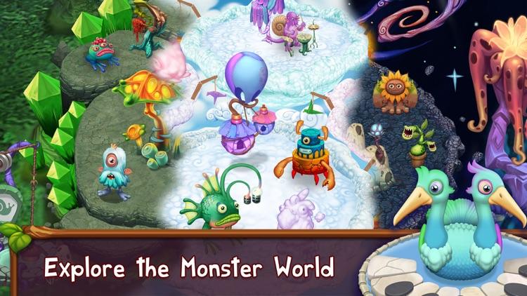 My Singing Monsters DawnOfFire screenshot-3