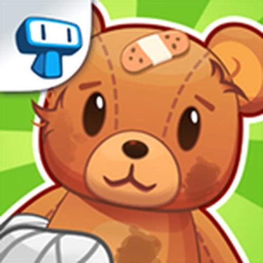 Plush Hospital Teddy Bear Game