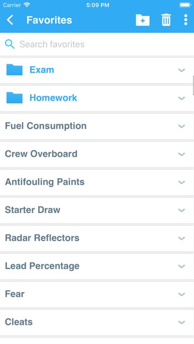 Practical Boating Encyclopedia screenshot four