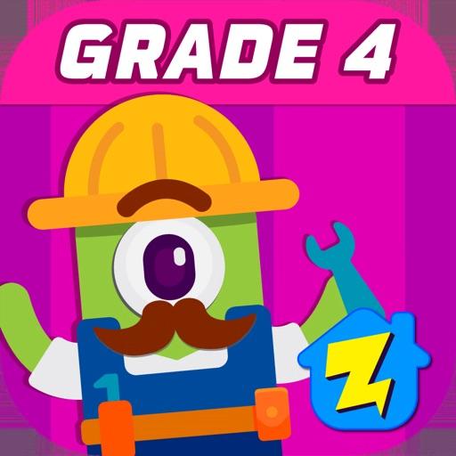 Download 4th Grade Math: Fun Kids Games free for iPhone, iPod and iPad