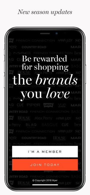 MYER one on the App Store e755674e8