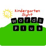 Kindergarten Sight Word(s)+