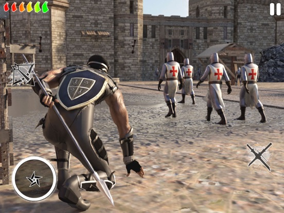 Shadow Ninja Assassin Game screenshot 5