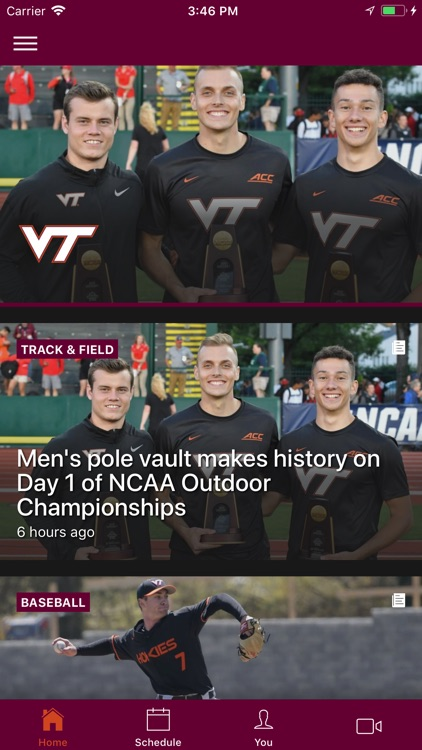 Virginia Tech HokieSports