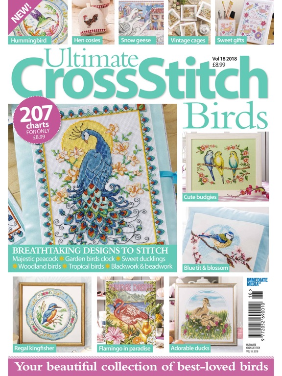 Ultimate Cross Stitch Magazine screenshot 5