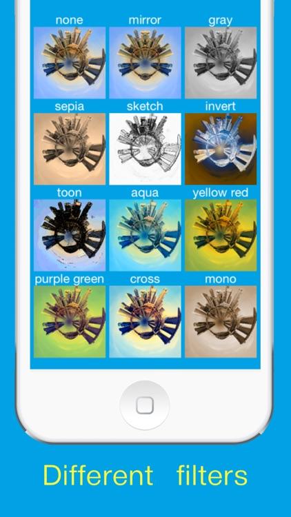 Planetical - Tiny planet App screenshot-3