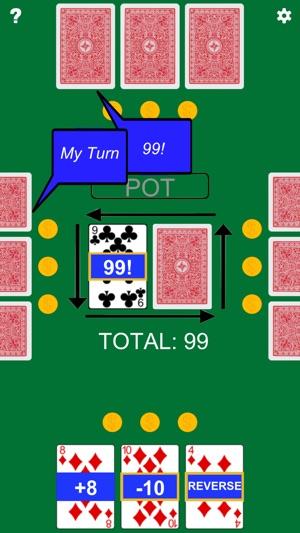 99 Card Game 4