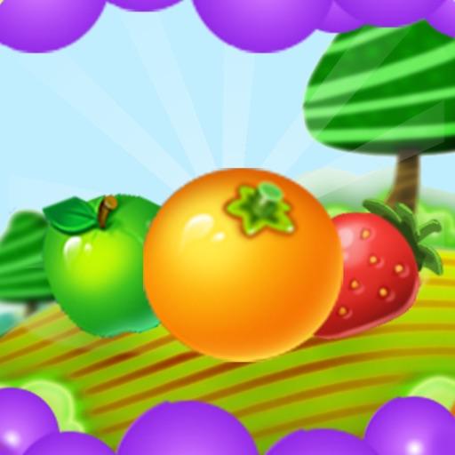 Fruit Jump - drupe blast