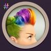 Hair Color Booth™ - iPadアプリ