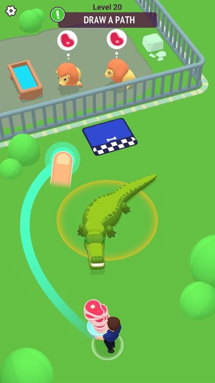 Zoo - Happy Animals screenshot-3