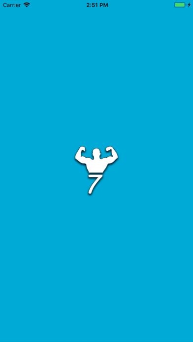 دقائق من التمارين الرياضية 7 screenshot 1