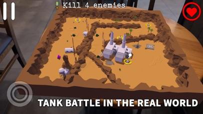 AR Tanks Multiplayer screenshot 1
