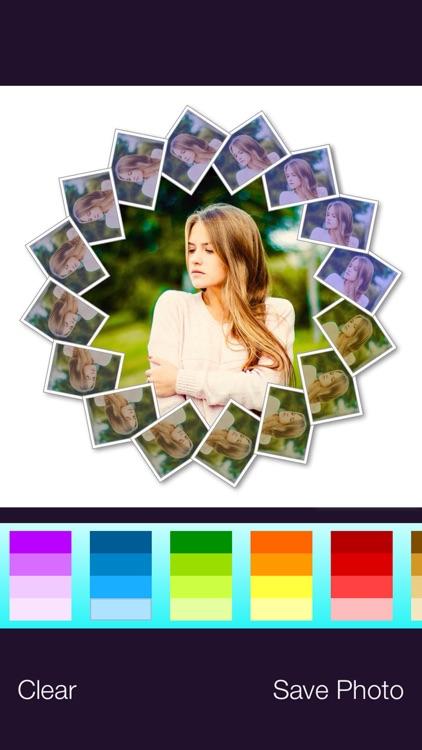 Shapes++ ◯ frame & circle crop screenshot-4