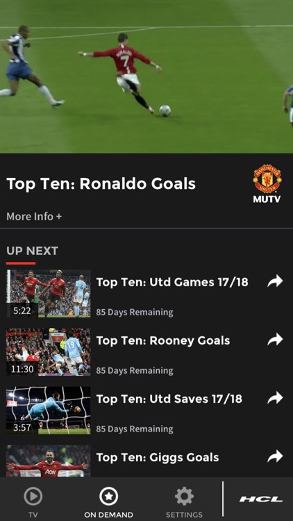 MUTV - Manchester United TV screenshot-4