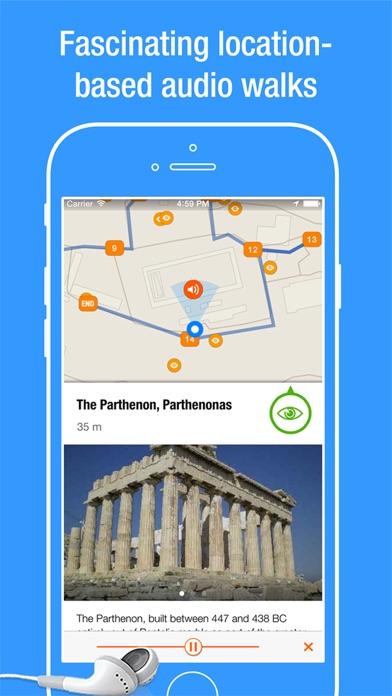 Athens. screenshot one