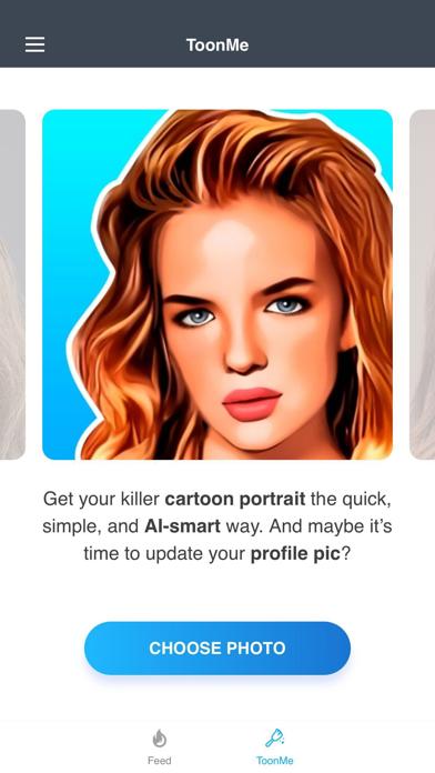 ToonMe – Cartoon Photo Editor
