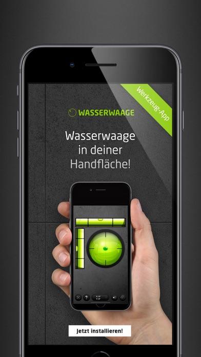 Screenshot for Wasserwaage 2018 in Germany App Store