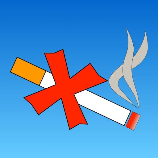 My last Cigarette Timer