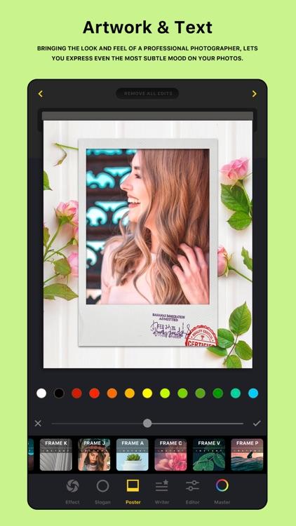 HUJI PHOTO - Quick Filter Cam screenshot-3