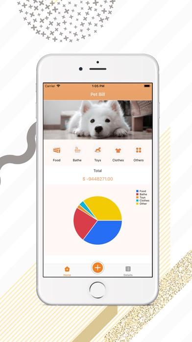 Pet Billing-Record expenses | Apps | 148Apps on