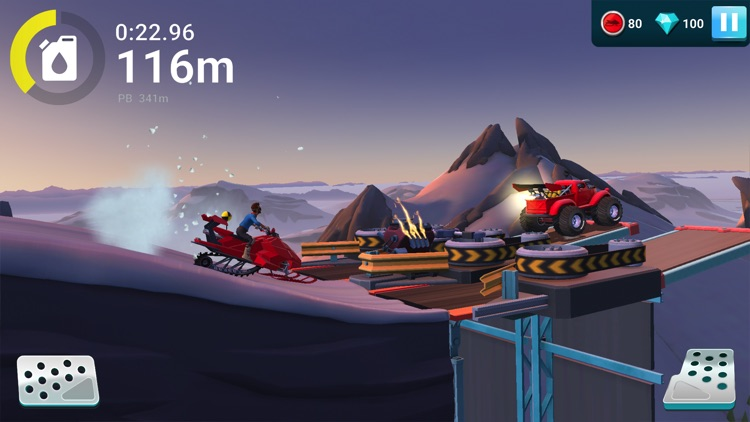 MMX Hill Dash 2 - Race Offroad screenshot-7