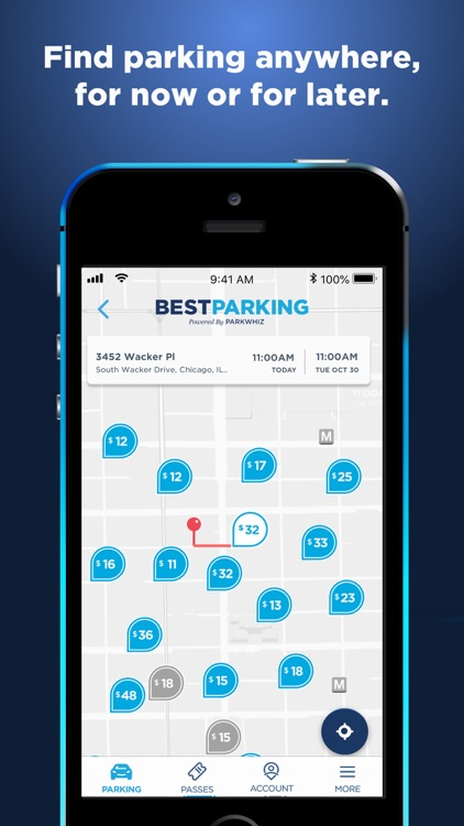 BestParking: Get Parking Deals