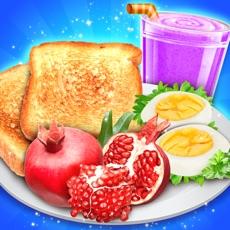 Activities of Healthy Diet Food Cooking Game