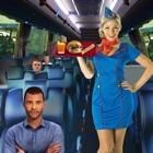 Autobus Préposé Ville Bus Jeux icon