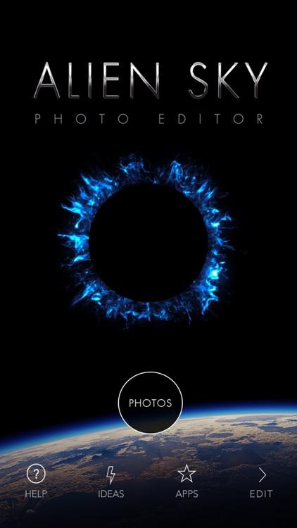 Alien Sky - Space Camera screenshot-0