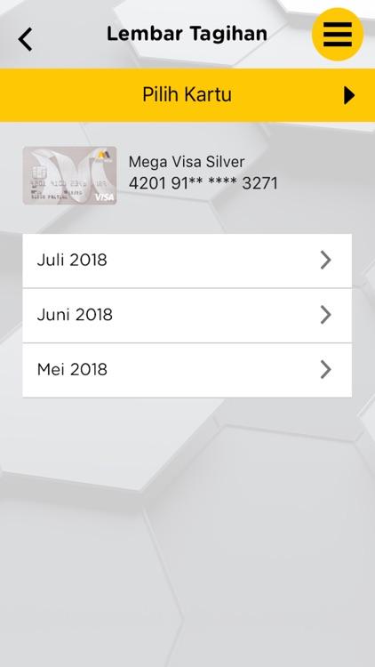 Mega Credit Card Mobile screenshot-4