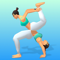 App Icon for Couples Yoga App in United States IOS App Store