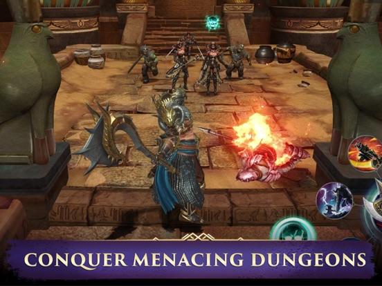Darkness Rises: Adventure RPG screenshot 17