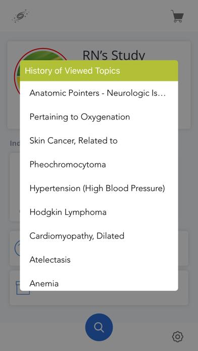 RN's Study Guide Nursing Essen screenshot four