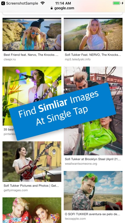 Reverse Image Search by Image