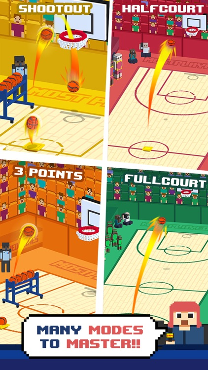 Shooty Basketball! screenshot-3