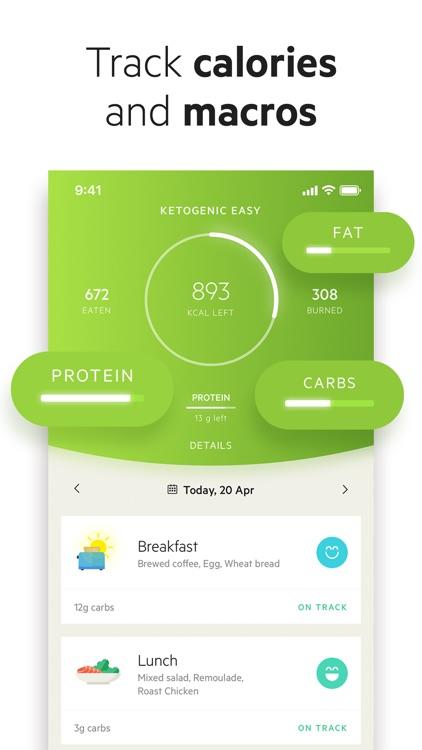 Lifesum: Your Calorie Counter