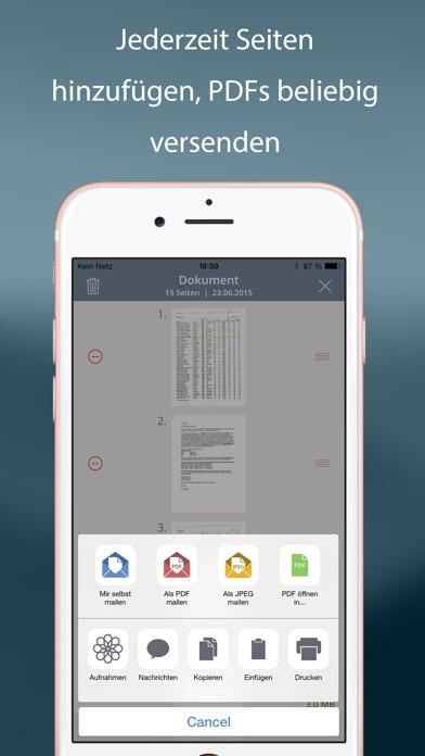 Screenshot for TurboScan™ Pro in Austria App Store