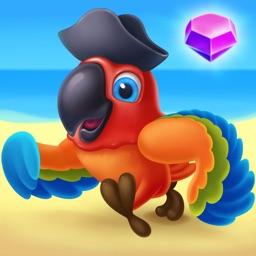 Parrot Journey: Treasure Hunt