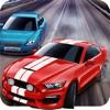 双人赛车小游戏:比赛