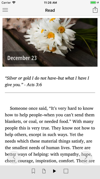 God's Daily Comfort screenshot-3